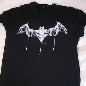 Boys' Batman bat skeleton T-shirt